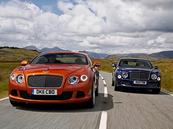 Британское правительство проспонсирует разработку новых моторов Bentley