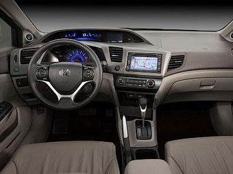 Из-за критики Honda обновит Civic на год раньше намеченного срока