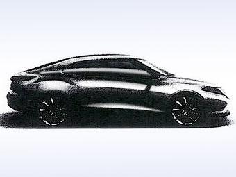 Появилось изображение Saab 9-3 следующего поколения