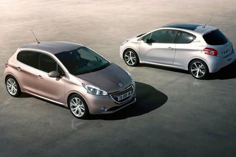 В интернете появились первые официальные фотографии преемника Peugeot 207 - 208