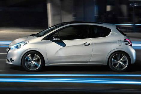 В интернете появились первые официальные фотографии преемника Peugeot 207 - 208. Фото 3