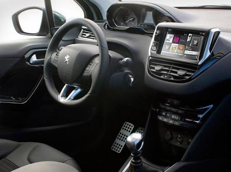 В интернете появились первые официальные фотографии преемника Peugeot 207 - 208. Фото 5