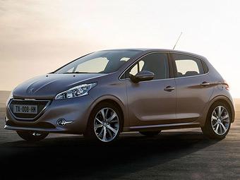 Компания Peugeot рассказала подробности о хэтчбеке 208