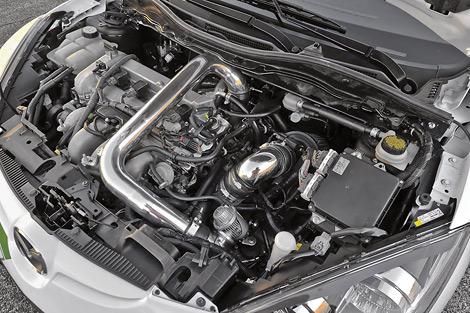 На тюнинг-выставке SEMA дебютировал 260-сильный хэтчбек Mazda2