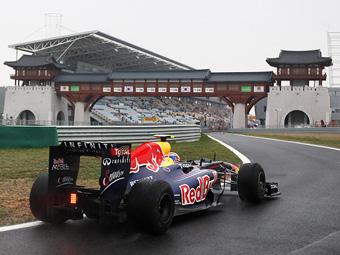 Три гонки Формулы-1 2012 года оказались под угрозой отмены