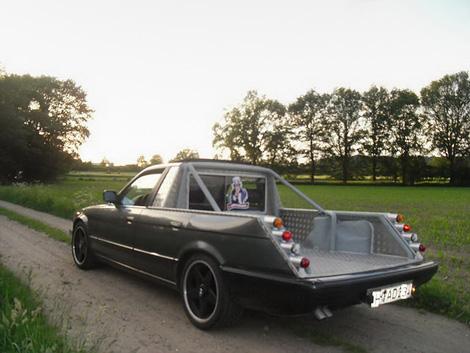 Необычный пикап BMW оценили в 4,5 тысячи евро. Фото 1