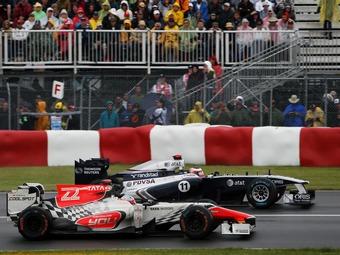 Команда Формулы-1 HRT продолжит использовать коробки передач Williams
