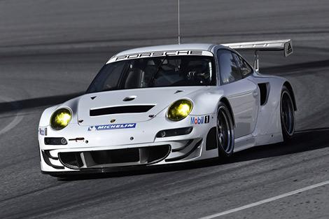 Компания Porsche сделала гоночный 911-й немного мощнее. Фото 2