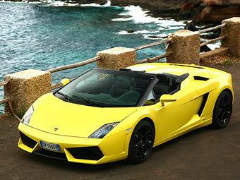 Lamborghini выпустит заднеприводный Gallardo Spyder