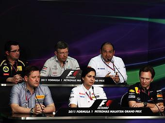 Ассоциация команд Формулы-1 потеряет часть полномочий