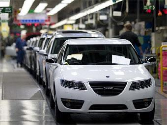 Концерн GM помешает китайцам купить Saab