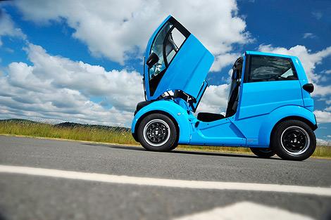 Через три года начнутся продажи субкомпактных машин Гордона Мюррея. Фото 1