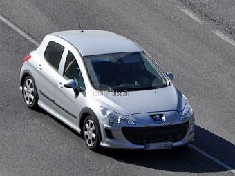 Компания Peugeot начала испытания модели 301