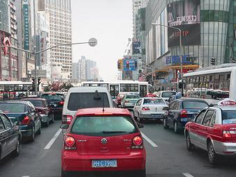 Крупнейшим мировым авторынком в октябре стал Китай