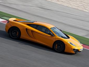 "McLaren избавил суперкары MP4-12C от ""глюков"" электроники"