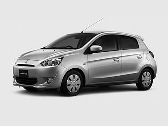 """Компания Mitsubishi показала замены """"Кольту"""" и """"Аутлендеру"""""""