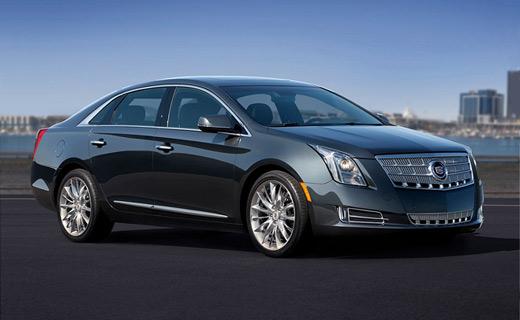 Cadillac случайно рассекретил флагманский седан