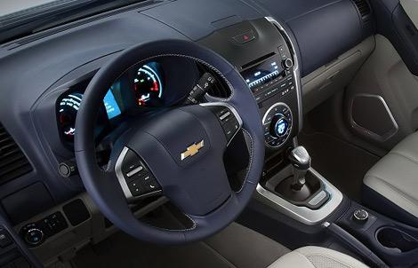 На моторшоу в Дубае состоится премьера прототипа нового внедорожника Chevrolet. Фото 1