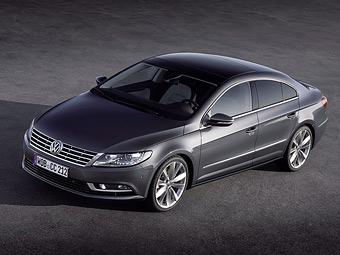 Обновленный VW Passat CC появится в России в 2012 году
