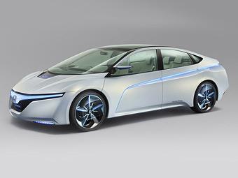 Honda построила большой хэтчбек с расходом топлива 0,9 литра