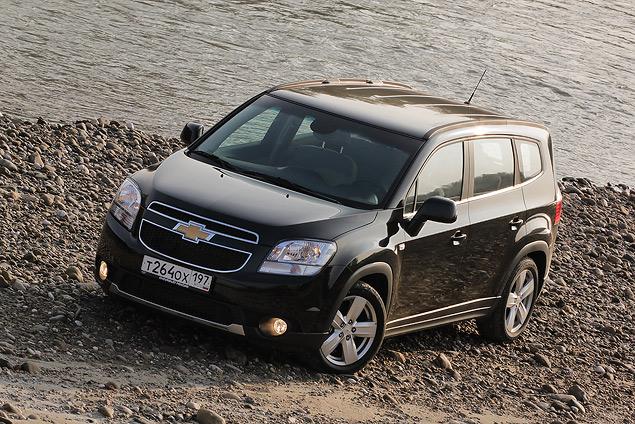 Тестируем минивэн Chevrolet Orlando с мужской внешностью
