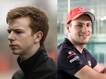 Команда McLaren определилась с участниками молодежных тестов