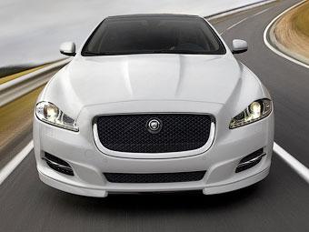 Jaguar сделал седан XJ спортивнее