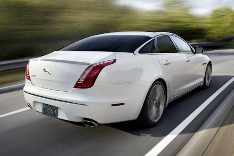 Компания Jaguar представила для седана XJ два спорт-пакета. Фото 2