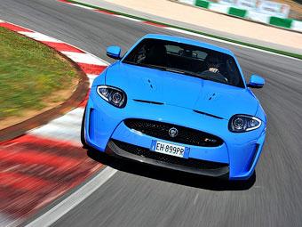 Самый мощный Jaguar XK лишат крыши к моторшоу в Лос-Анджелесе