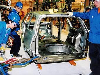 Россия потратит на программу промсборки автомобилей 5 миллиардов долларов