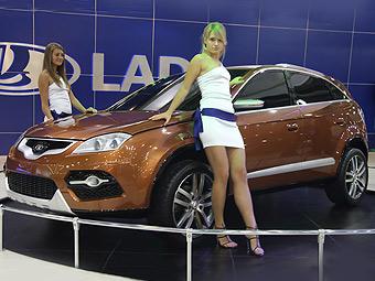 В Казахстане будут собирать кроссовер и хэтчбек Lada на базе Renault