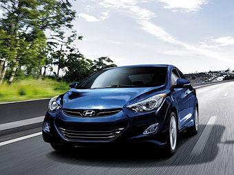 Компания Hyundai подтвердила появление купе Elantra