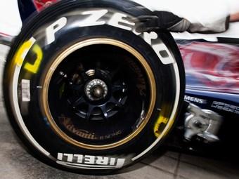 Pirelli уменьшит разницу между составами шин Формулы-1