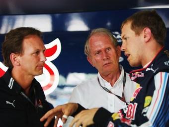 Red Bull отказалась подписывать соглашение об ограничении расходов