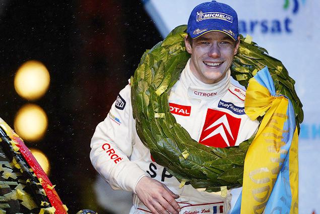 Себастьен Леб стал самым титулованным автоспортсменом. Фото 1
