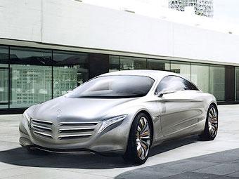 Новый Mercedes-Benz S-Class сможет ездить без водителя