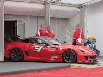 Ferrari построила свой самый экстремальный суперкар