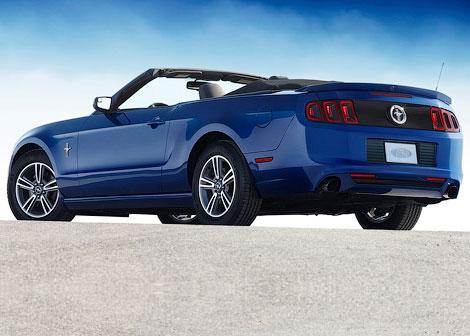 """""""Мустанги"""" получили обновленный дизайн, новые опции и более мощный мотор V8. Фото 2"""