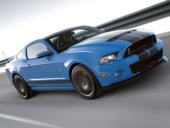 """Ford Mustang от """"Шелби"""" обновился и получил самый мощный V8 в мире"""