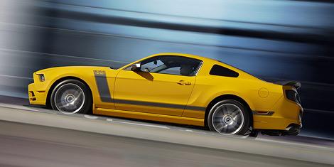 "Компания Ford обновила ""заряженные"" модификации Ford Mustang — Shelby GT500 и Boss 302. Фото 1"