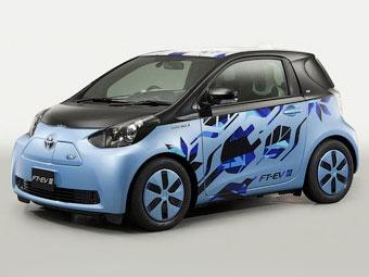 """Toyota привезет в Токио самый маленький """"Приус"""" и три новых концепта"""