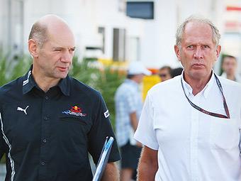 Инженеры Red Bull помогут Renault спроектировать турбодвигатель