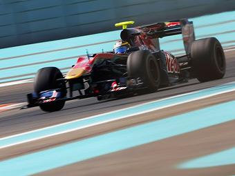 Резервист Red Bull на секунду превзошел конкурентов на тестах Формулы-1