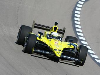 Команда Сары Фишер останется в INDYCAR несмотря на потерю гонщика и спонсора