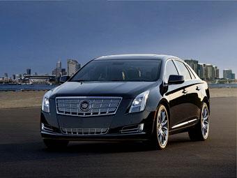 Cadillac рассказал подробности о флагманском седане