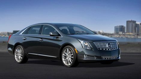 Компания Cadillac представила новую модель с полным приводом и мотором V6