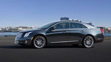 Компания Cadillac представила новую модель с полным приводом и мотором V6. Фото 1