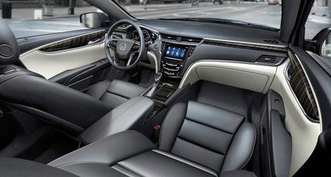 Компания Cadillac представила новую модель с полным приводом и мотором V6. Фото 2