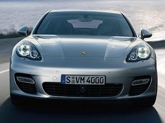 """Porsche покажет 430-сильный вариант """"Панамеры"""""""