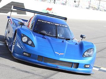 Компания Chevrolet подготовила Corvette для чемпионата Grand-Am